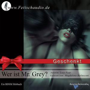 Wer ist Mr Grey? - Das kostenlose Erotik Hörbuch