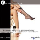 Zu ihren Füßen 1. Teil: Fußerotik unter Frauen