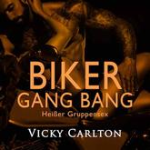 Biker Gang Bang. Heißer Gruppensex (Erotik zum Hören)