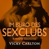 Im Büro des Sexclubs. Erotische Geschichte (Erotik-Hörbuch)